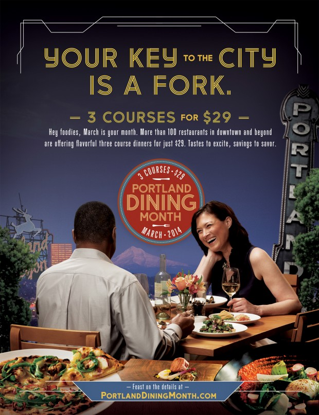 dining month
