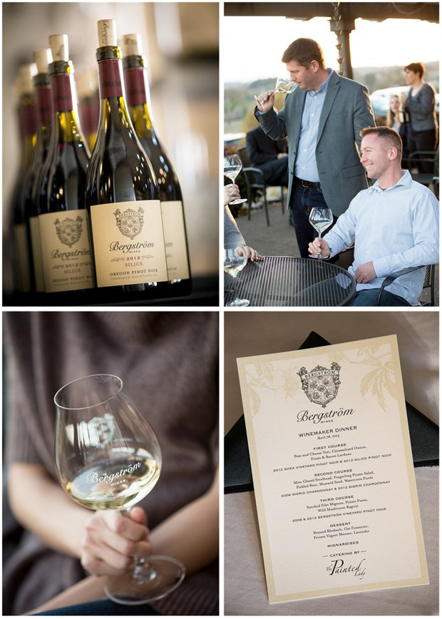 images from Bergstrom Winery Sigrid Release Celebration