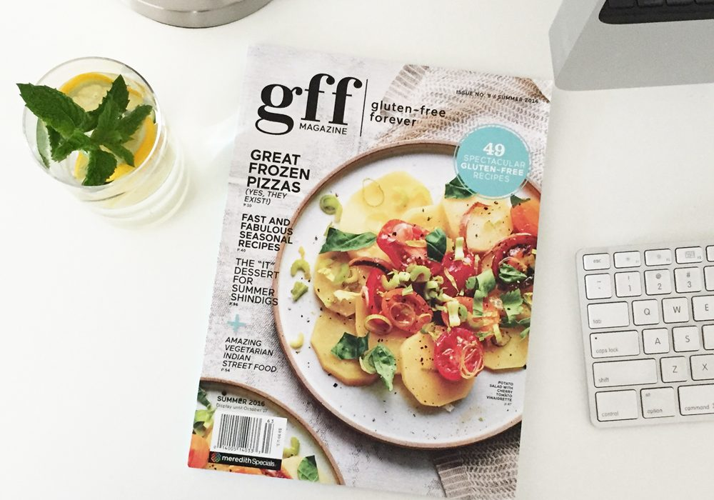 cover of GFF magazine